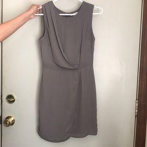Bar III olive dress